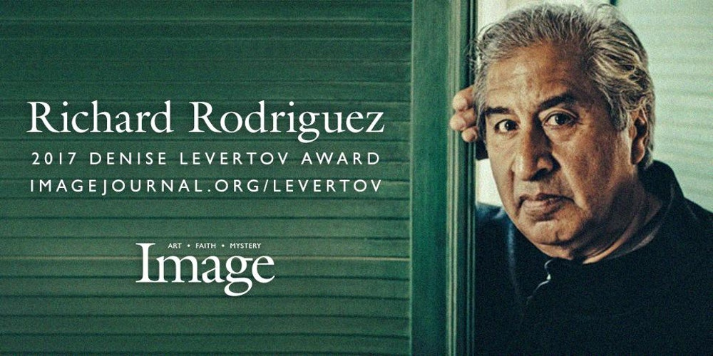 the denise levertov award richard rodriguez tickets thu  the denise levertov award richard rodriguez tickets thu 25 2017 at 7 00 pm eventbrite