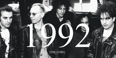The Cure's 'Wish' 25 Year Anniversary Show ft. Steve Kilbey (The Church) + Evil Dick (HITS)