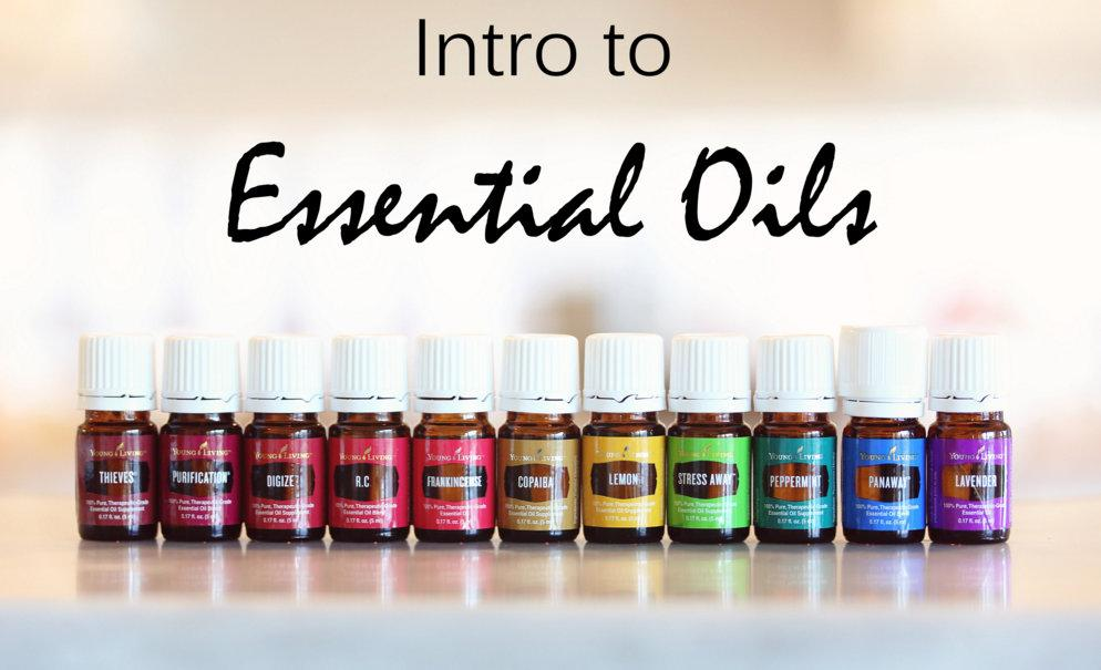 Young Living Essential Oils 101