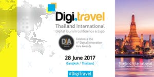 Digi.travel Thailand International Conference & Expo...