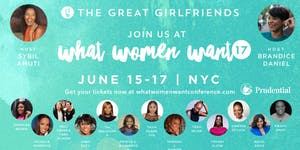 2017 What Women Want Conference - New York City