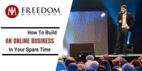 Free Live Event Learn How To Create A FullTime Income Online – How to Make Tickets for an Event Free