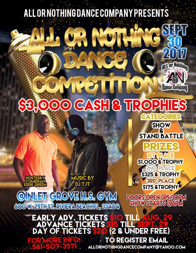 ALL or Nothing Dance Competition