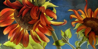 PRIVATE PAINTING LESSON WITH JEAN BRADBURY (2 HOURS)