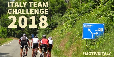 Venice To Rome Team Challenge