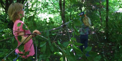 Nature visits for families & childminders