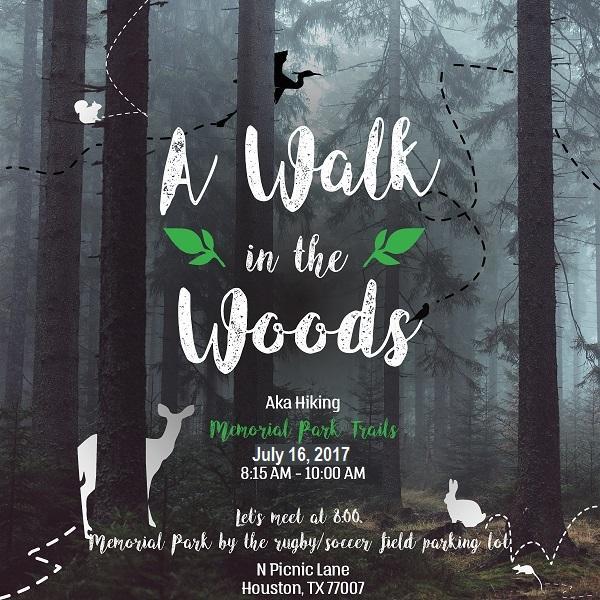 BCO - A Walk in the Woods . BCO - A Walk in the Woods