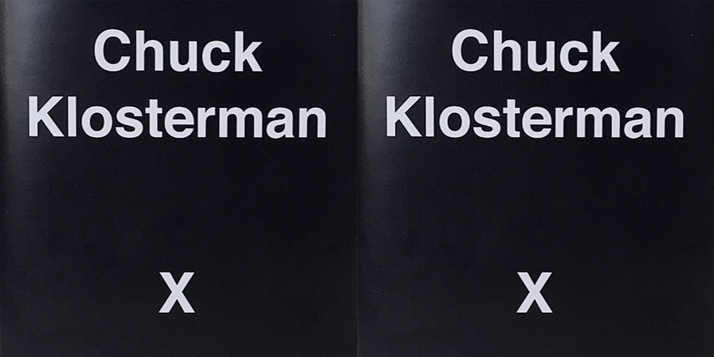 chuck klosterman esquire essays Chuck klosterman on sports: a collection of previously published essays by chuck klosterman in chm, epub, fb2 download e-book.