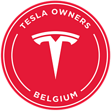 Tesla Owners Club Belgium logo