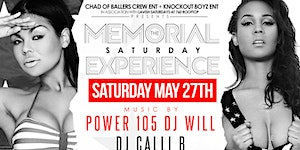 The Memorial Saturday Experience