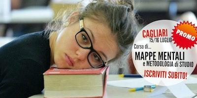 Corso di Metodologia di Studio e Mappe Mentali a Cagliari