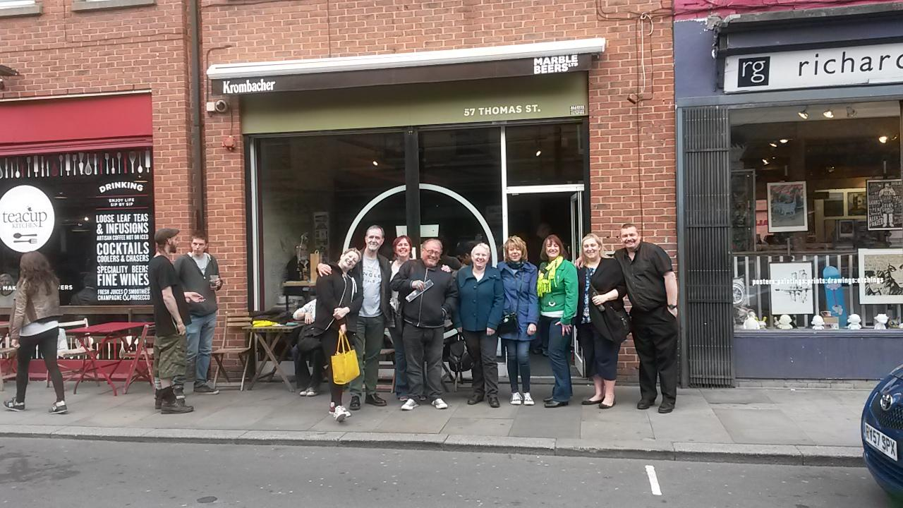 Manchester Pub Tour: Literary Thinkers & Drin