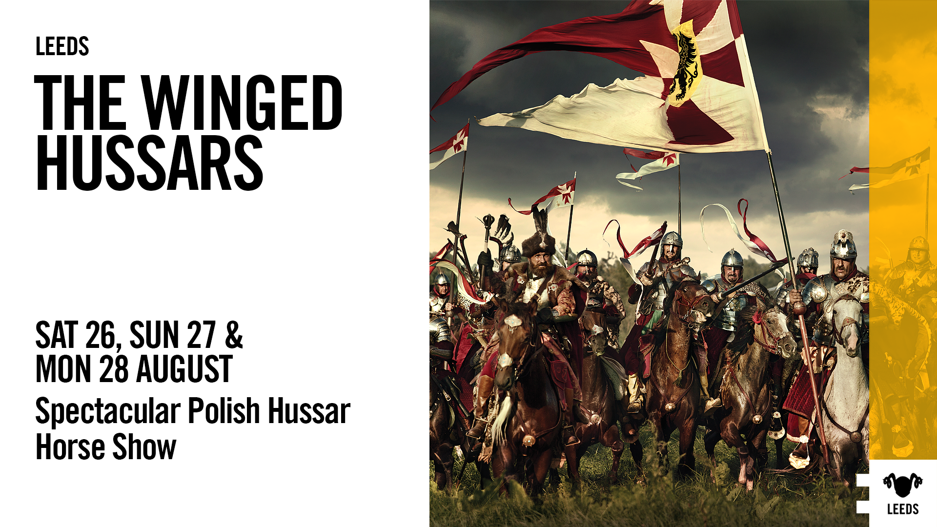 THE WINGED HUSSARS HORSE SHOW
