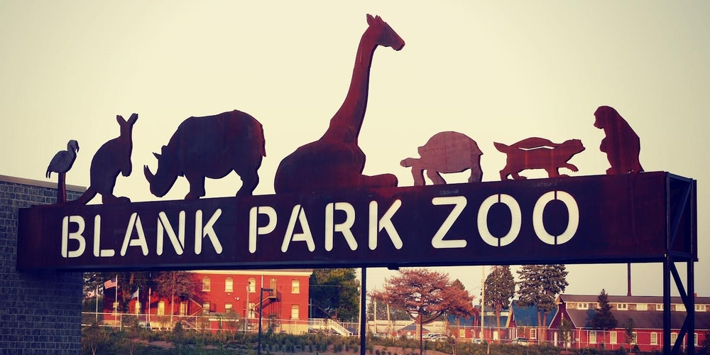 Blank Park Zoo Calendar : Animal show tell with blank park zoo nd tickets