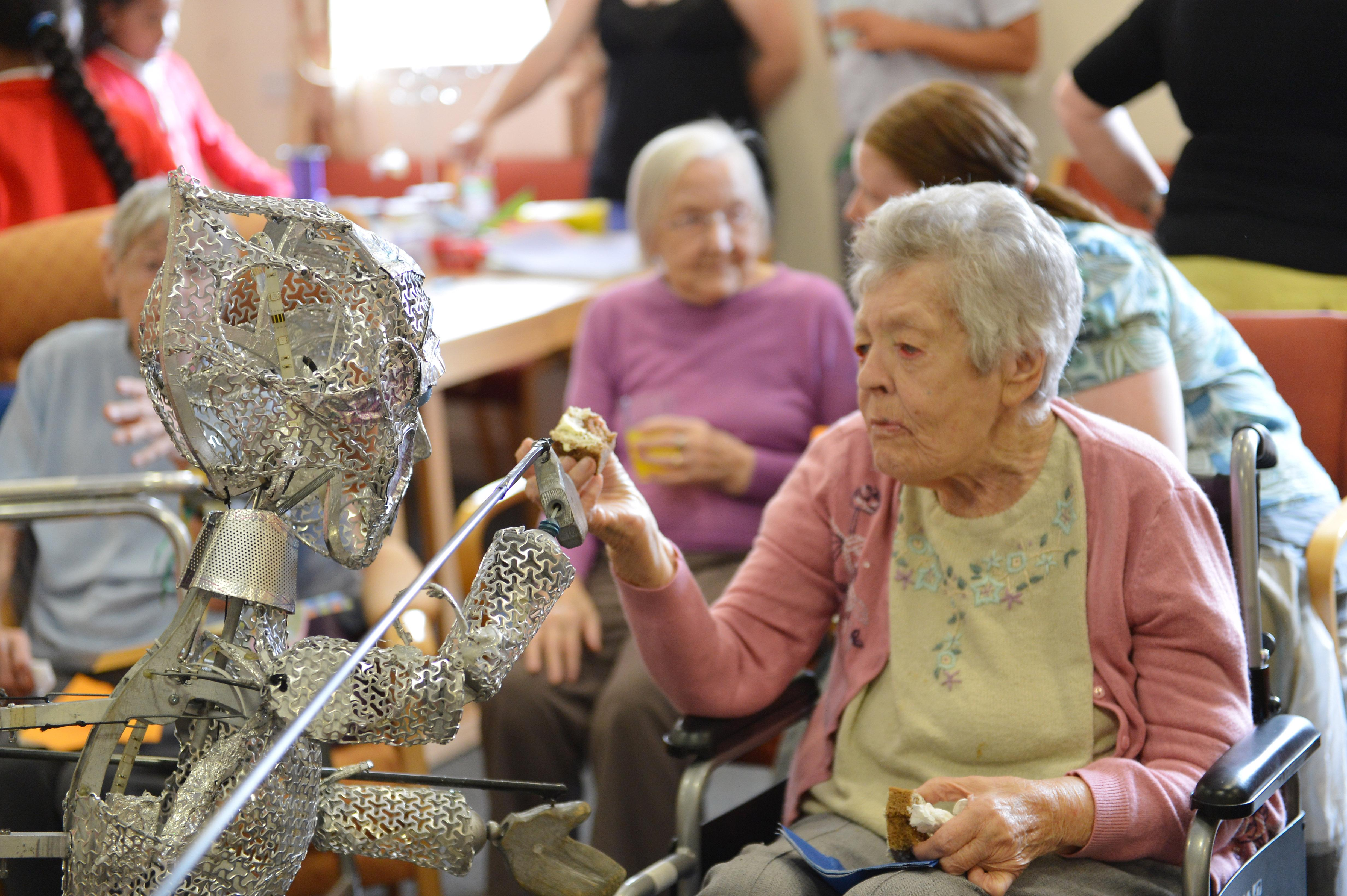 Day 2: Imagine - The Arts and Older People