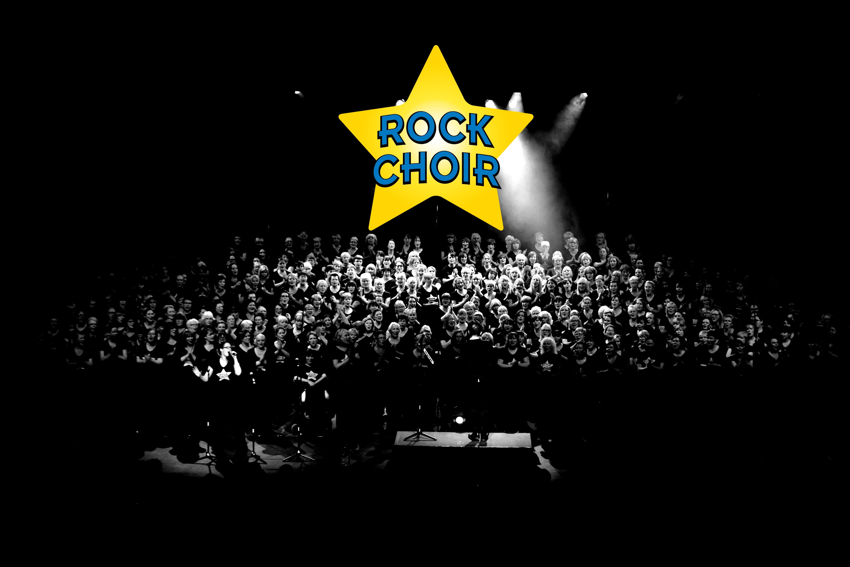 Rock Choir Live! -  'Ain't 3 Mountains' Liver