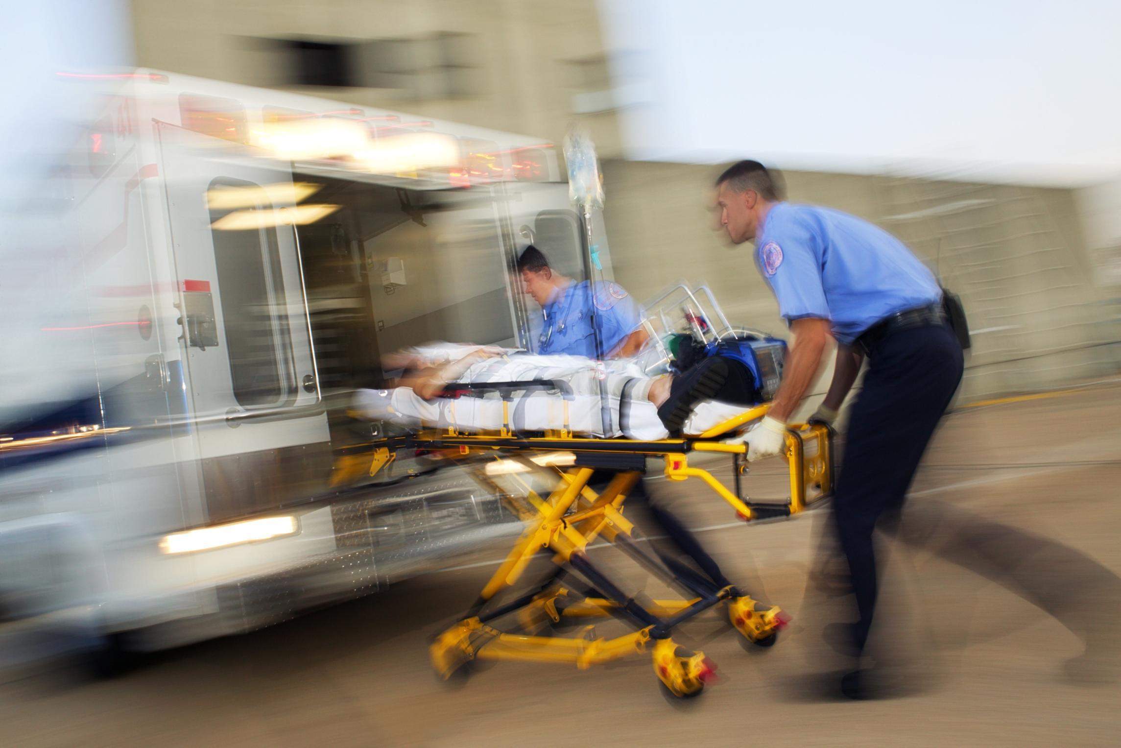 EMS Trauma Pre-Notification