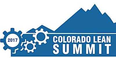 2017 Colorado Lean Summit