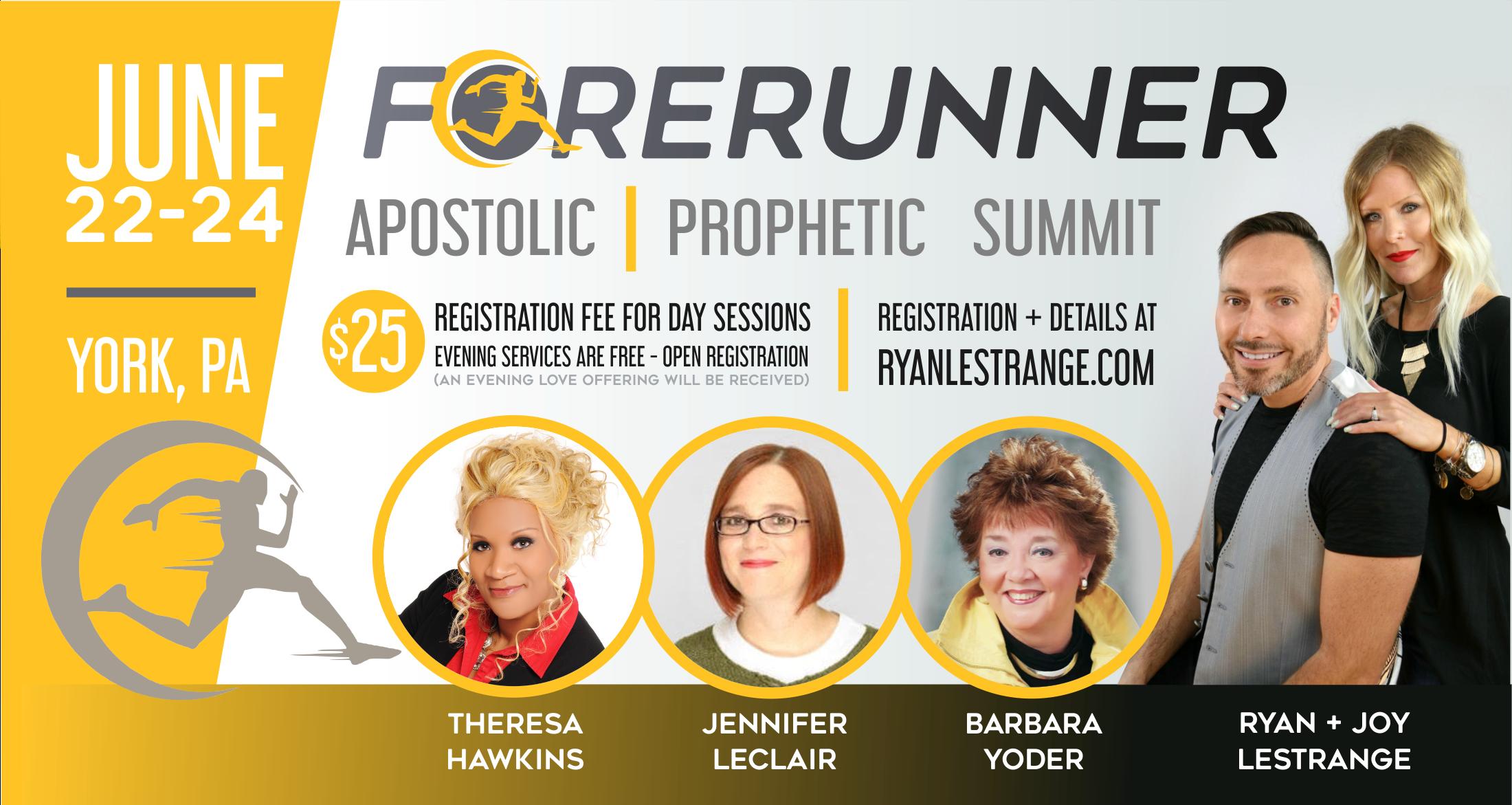 FORERUNNER Apostolic/Prophetic Summit