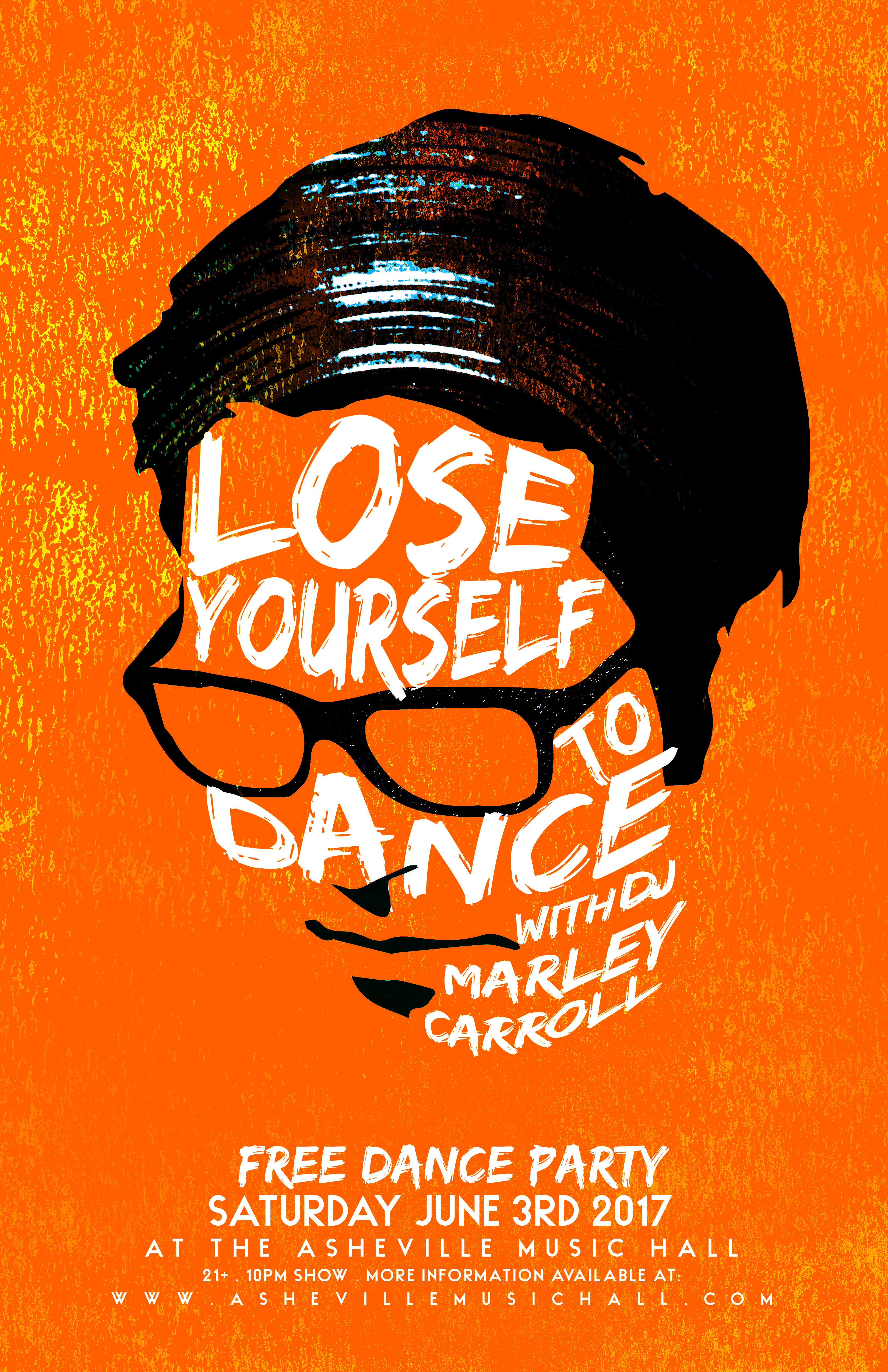 Lose Yourself to Dance Party w/ DJ Marley Carroll