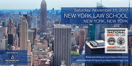 National Black & Hispanic Pre-Law Conference