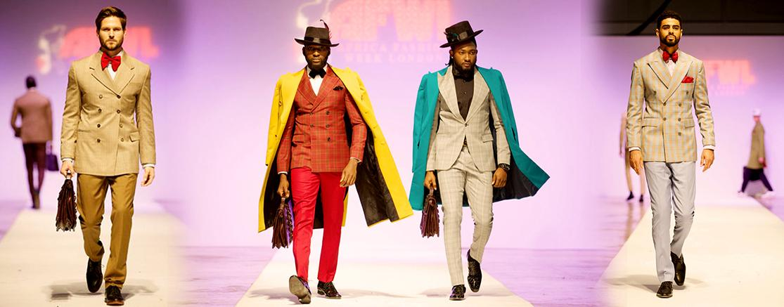 Africa Fashion Week London 2017 Complimentary