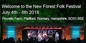 New Forest Folk Festival July 2018
