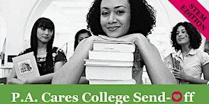 P.A. Cares College Send-off for STEM Girls
