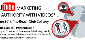 """Joint Special Presentation """"YOUTUBE MARKETING -..."""