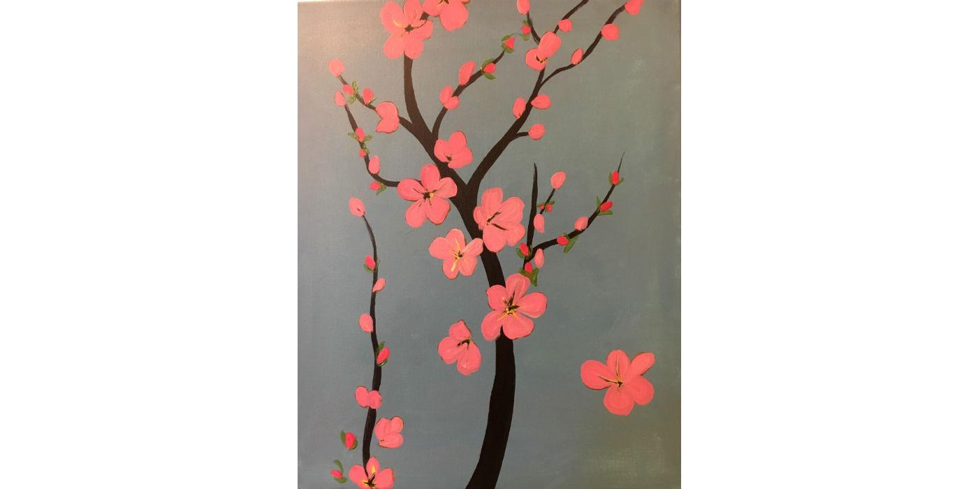 Cherry Blossoms, Sat. June 17th, 4pm, $35