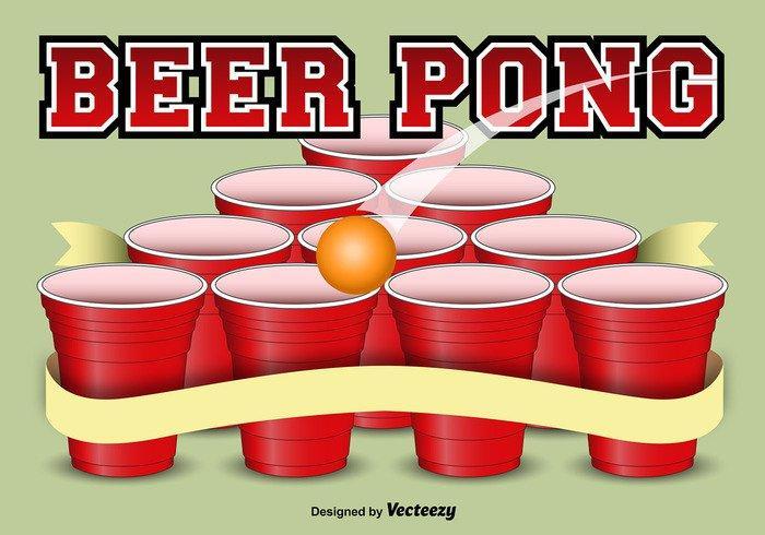 Pedro's Cantina Beer Pong Tournamnet Challeng