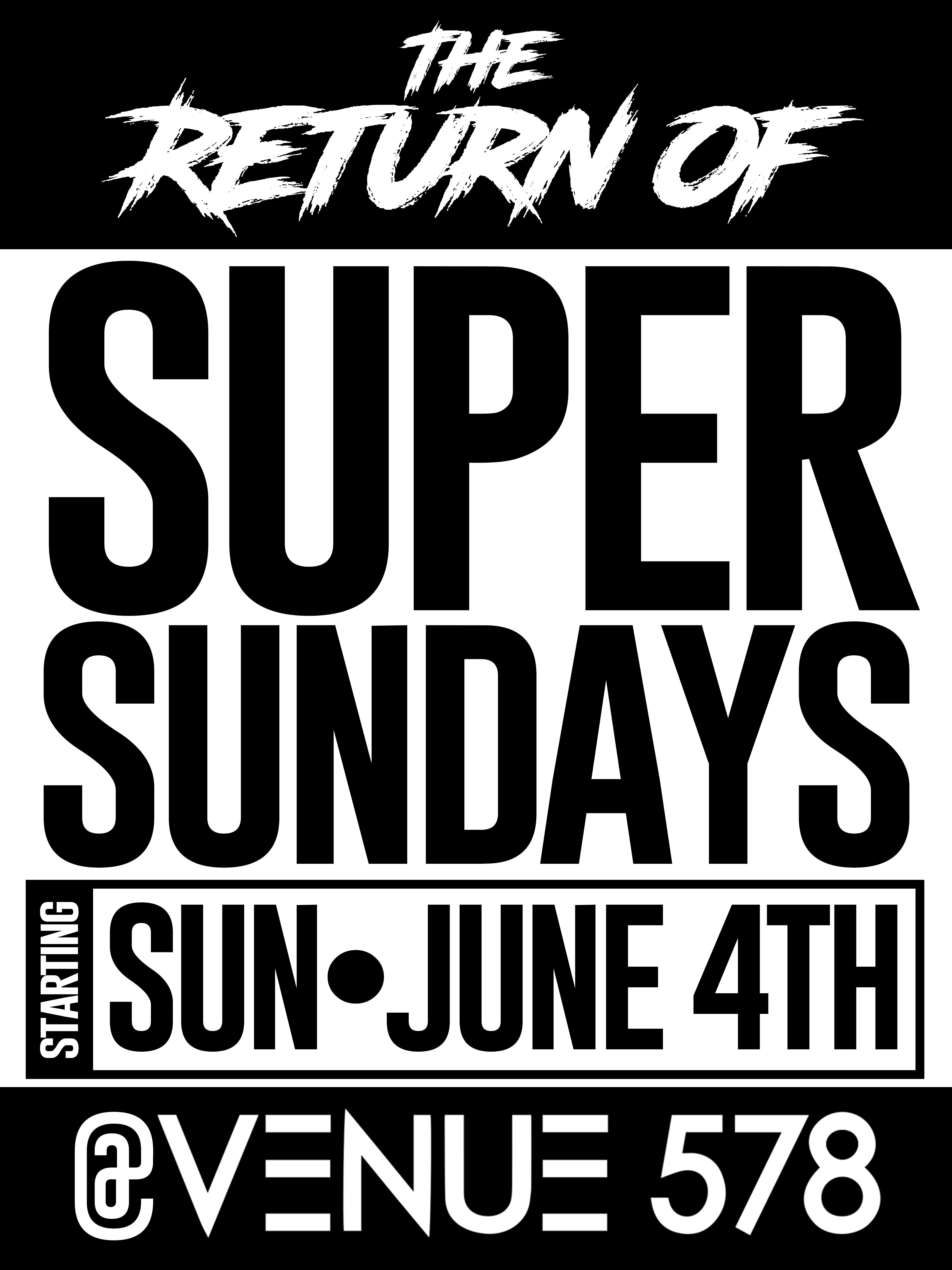 The Kickoff To The Return Of Super Sundays   Sunday 06.04.17