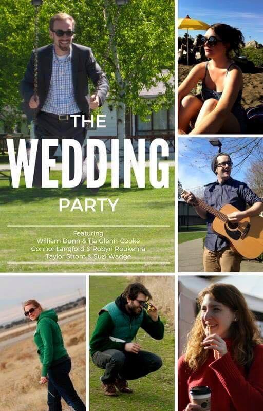 Wedding Party Incubator Showcase