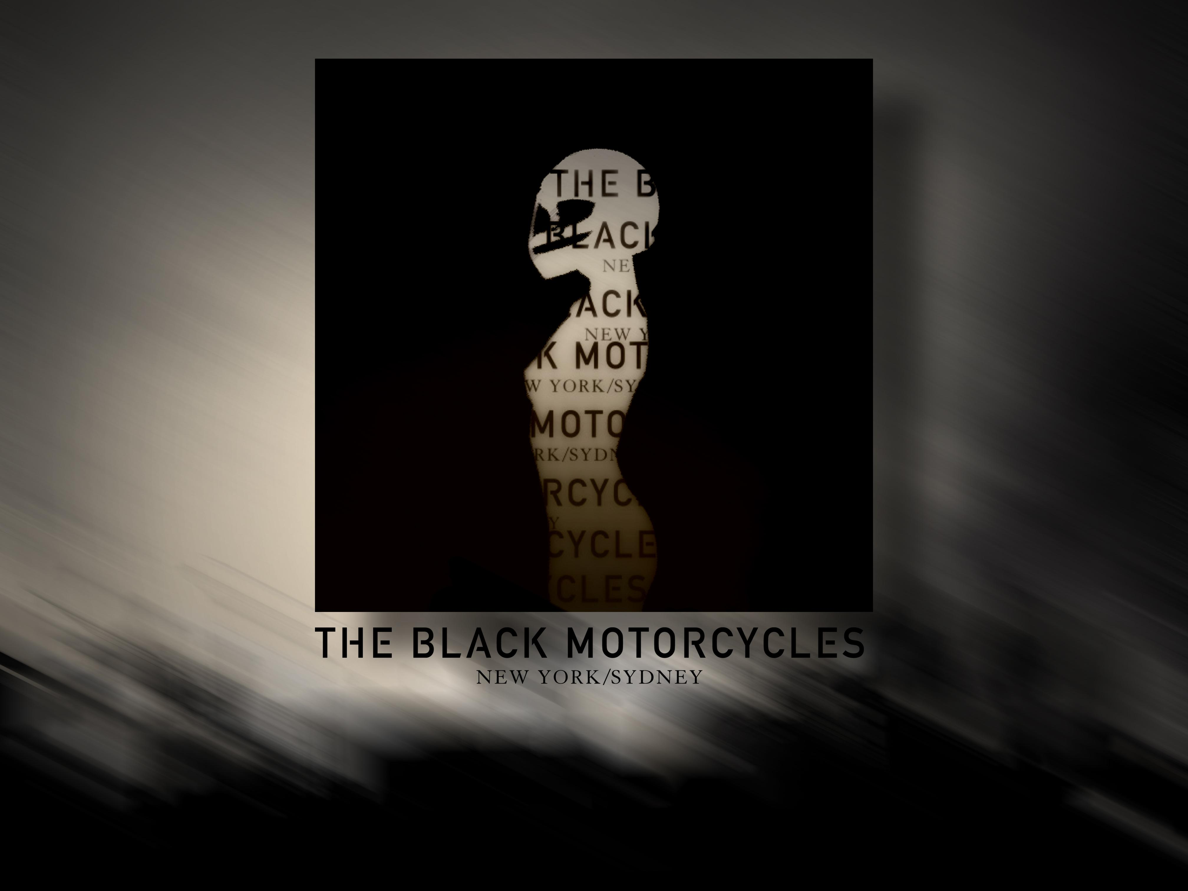 The Black Motorcycles Rock-N-Ride to The Grah