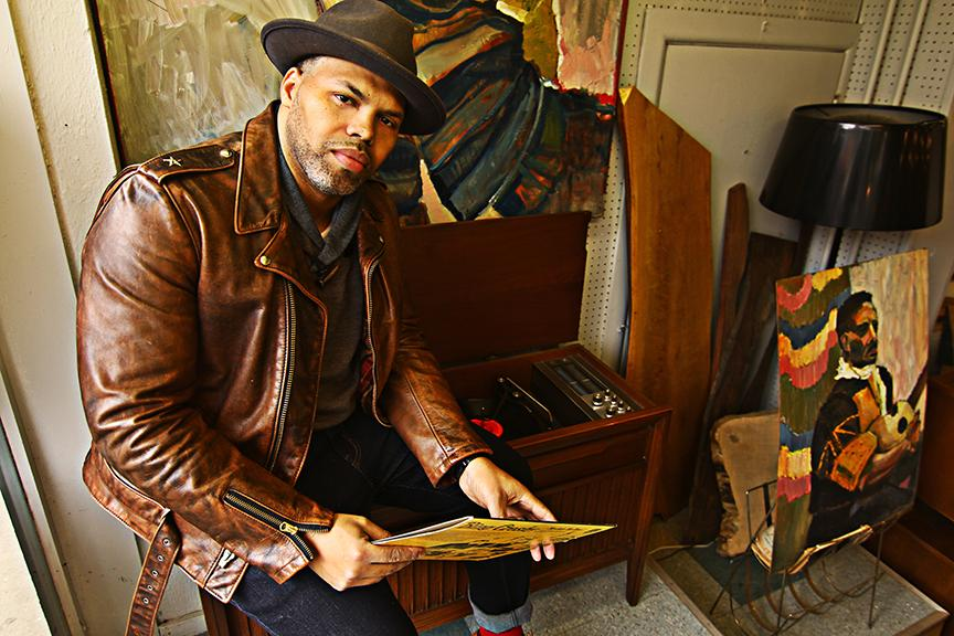 Cafe Soul Presents:  ERIC ROBERSON LIVE