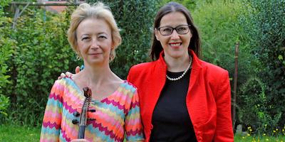 Concert | Elena Denisova & Gabriele Proy: Violine En Face