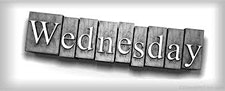 Wednesdays logo
