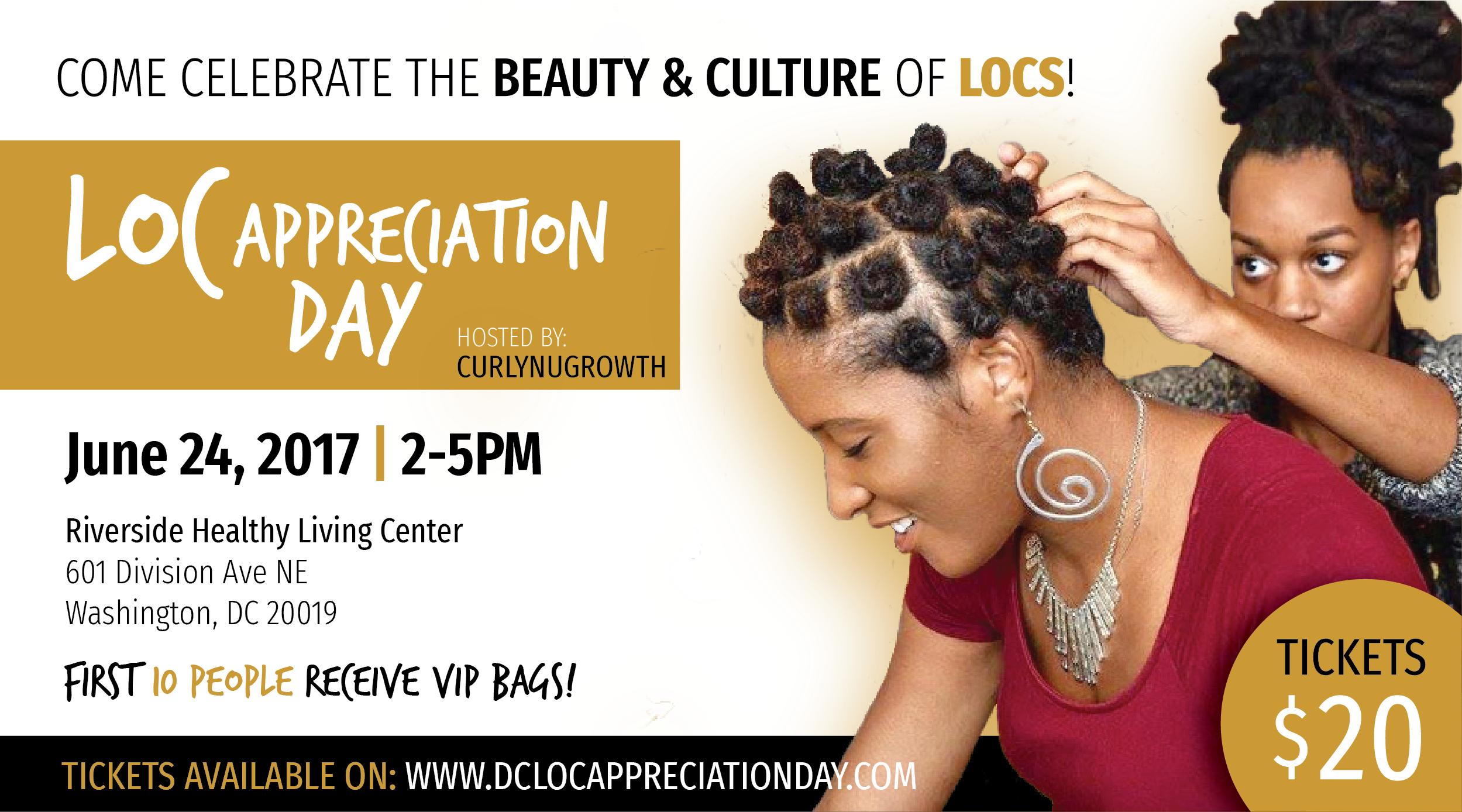 Loc Appreciation Day | Washington, DC