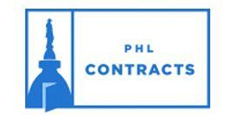 Public Works Construction - PHLContracts Electronic Quote Submission Training  tickets