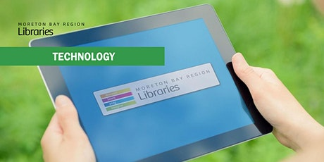 Introduction to iPads - Redcliffe Library tickets