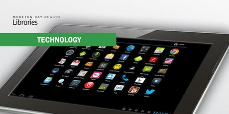 Intro to Android Tablets - Arana Hills Library tickets
