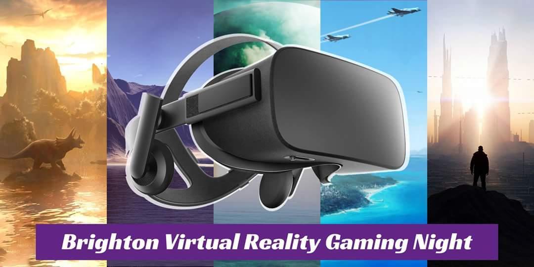 Brighton Virtual Reality Gaming Night: Party