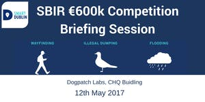 SBIR €600k Competiton Briefing Session