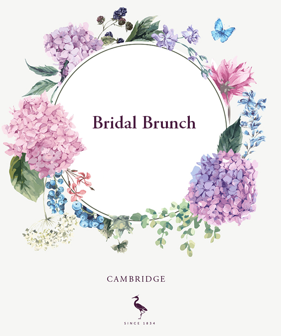 Winsor Bishop Bridal Brunch - Cambridge