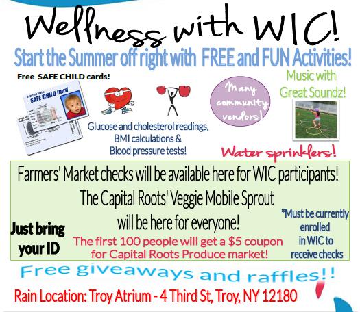Wellness with WIC