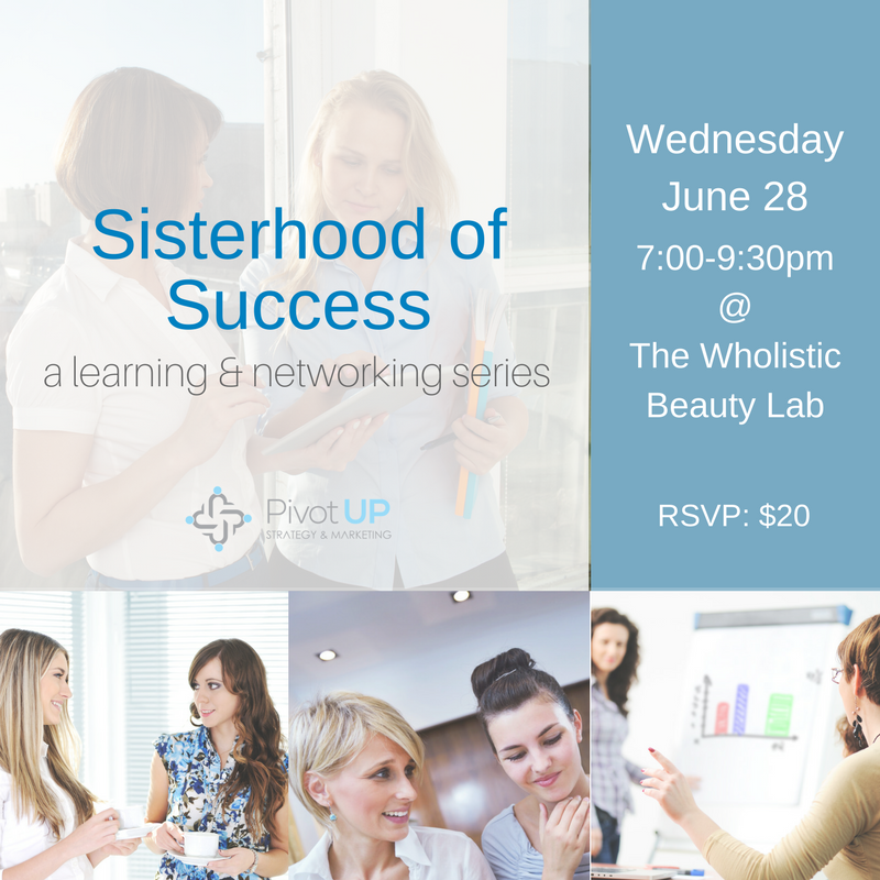 Sisterhood of Success