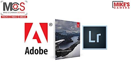 Adobe Lightroom 201- 3 Part Workshop- Park Meadows tickets