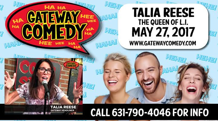 Talia Reese Comedy Night