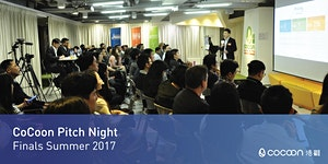 CoCoon Pitch Night Finals Summer 2017 (24/8)...