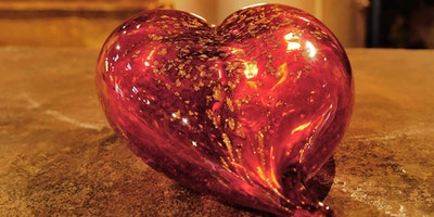 Love in Glass: Unique Murano Glass Working Demonstration 12PM Edition